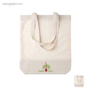 Bolsa algodón rejilla 170 gr - RG regalos publicitarios