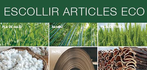 Regals d'empresa ecológics - RG regalos
