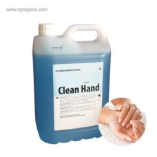 Gel hidroalcoholico manos 5L - RG regalos publicitarios