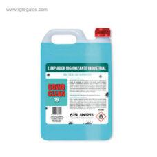 Limpiador Higienizante 5L - RG regalos