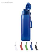 Botella tritán con cinta 820 ml - RG regalos publicitarios