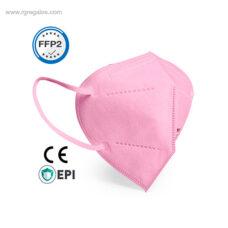 Mascarilla de protección FFP2 color - RG regalos publicitarios