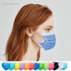 Mascarilla higiénica de color - RG regalos publicitarios
