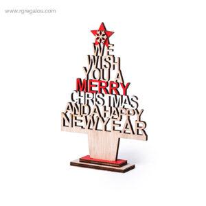 Árbol navidad madera - RG regalos