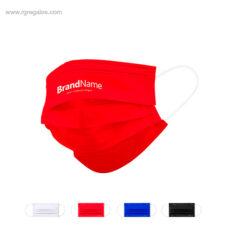 Mascarilla higiénica personalizada - RG regalos