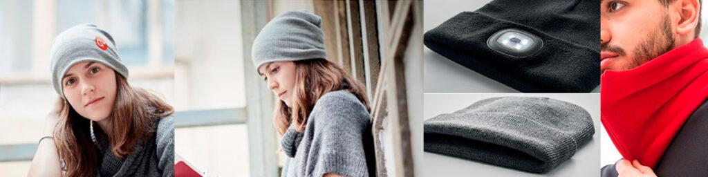 Gorro lana personalizado - RG regalos