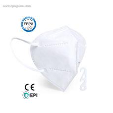 Mascarilla FFP2 blanca - RG regalos